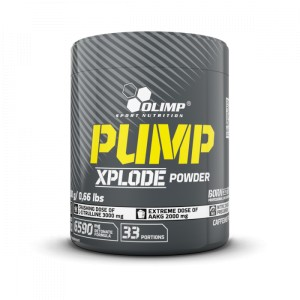 PUMP XPLODE POWDER (300g)
