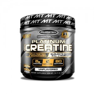 MUSCLE-TECH Platinum Creatine - 400g
