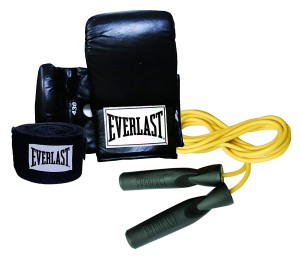 Zestaw bokserski EVERLAST Advanced HB Workout Set