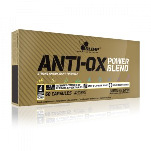 OLIMP ANTI-OX power blend Mega Caps (60 kapsułek)