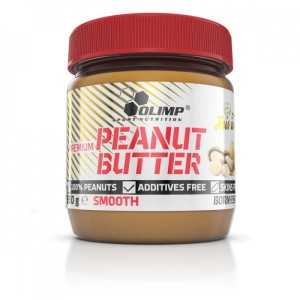 OLIMP Premium Peanut Butter smooth (700g)