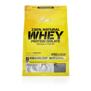 OLIMP 100% Natural Whey Protein Isolate (600g)
