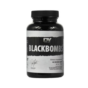 DORIAN YATES Black Bombs - 60 caps.