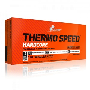 OLIMP Thermo Speed Hardcore (30 kapsułek)